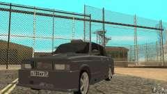 VAZ 2105 noctívaga para GTA San Andreas