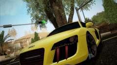 Audi R8 custom para GTA San Andreas