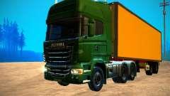 Scania R440 para GTA San Andreas