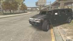 Hummer H2 Stock para GTA San Andreas
