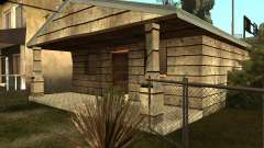 Casas Retekstur en la calle de surco