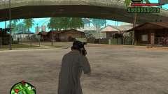 GTA IV Target v.1.0 para GTA San Andreas