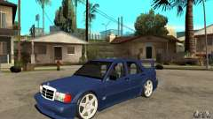 Mercedes-Benz w201 190 2.5-16 Evolution II