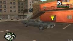 Oldsmobile 442 para GTA San Andreas