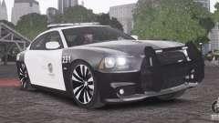 Dodge Charger 2011 Police para GTA 4