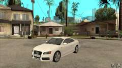 Audi S5 2008 para GTA San Andreas