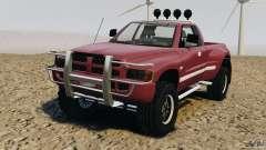 Dodge Ram 2500 Army 1994 v1.1