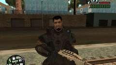 Dominic Santiago de Gears of War 2