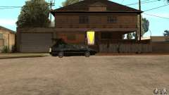 Save Car Anywhere v2 Beta para GTA San Andreas