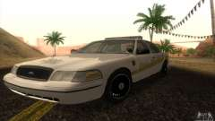 Ford Crown Victoria Illinois Police para GTA San Andreas