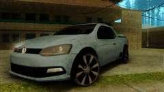 Volkswagen Saveiro 2014 para GTA San Andreas