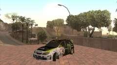 Subaru Impreza Ken Block para GTA San Andreas
