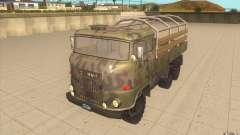 IFA 6x6 Army Truck para GTA San Andreas
