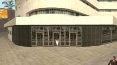 Banco en Los Santos