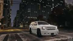 Chevrolet Tahoe tuning para GTA 4