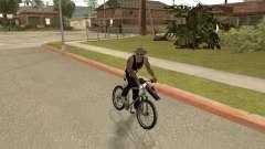 Ocultar-conseguir armas en el coche para GTA San Andreas