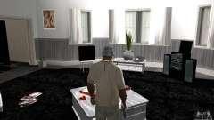 Nuevas texturas interiores para casas seguras para GTA San Andreas