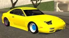 Nissan S330SX Japan SHK style para GTA San Andreas
