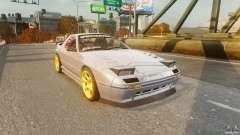 Mazda RX-7 FC3S v1.0 no vinilo