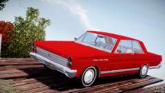 Ford Mercury Comet 1965 [Final] para GTA 4