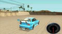 Speedometer v2
