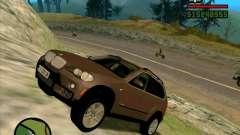 BMW X5 E70 para GTA San Andreas