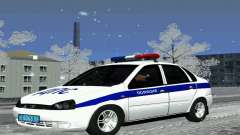 VAZ 1118 DPS para GTA San Andreas