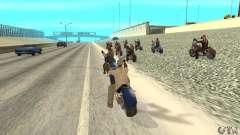 BikersInSa (los moteros en SAN ANDREAS)