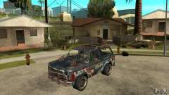 Blaster XL from FlatOut2 para GTA San Andreas