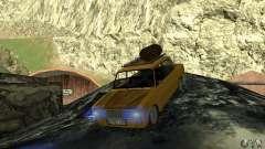 VAZ 2101 RATA MIRA para GTA San Andreas