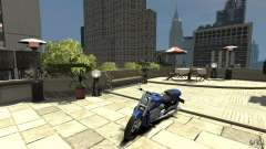 Harley Davidson VRSCF V-Rod para GTA 4