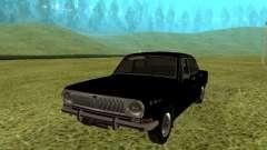 Volga GAZ-24 01 para GTA San Andreas
