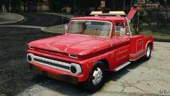 Chevrolet C20 Towtruck 1966