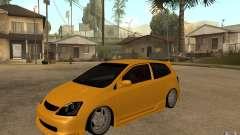 Honda Civic Type-R EP3 para GTA San Andreas