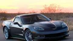 Pantallas de carga Chevrolet Corvette para GTA San Andreas