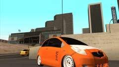 Toyota Yaris II Pac performance