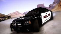 Dodge Charger RT Police Speed Enforcement para GTA San Andreas