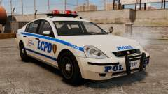 Policía Pinnacle ESPA para GTA 4