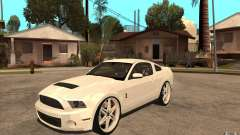 Ford Shelby GT500 para GTA San Andreas