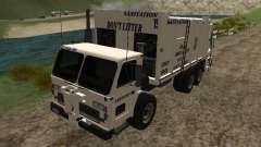Camión de basura de GTA 4