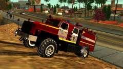 Fuego de Ural 5557-40 para GTA San Andreas