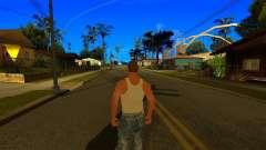 Ángulo de la cámara mejorada V2 para GTA San Andreas