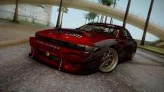 Nissan Silvia S13 Daijiro Yoshihara v2 para GTA San Andreas