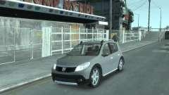 Renault Sandero v2.0 para GTA 4