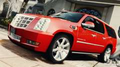 Cadillac Escalade ESV Platinum 2012 para GTA 4