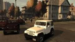 Jeep Wrangler 1986 para GTA 4