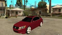 Honda Accord 2008 v2 para GTA San Andreas
