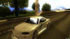 Nissan Skyline GTR R34 para GTA San Andreas