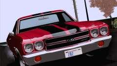 Chevrolet El Camino SS 70 Fixed Version