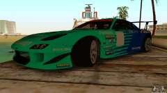 Mazda RX7 Falken edition para GTA San Andreas